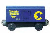 Chessie Box Car